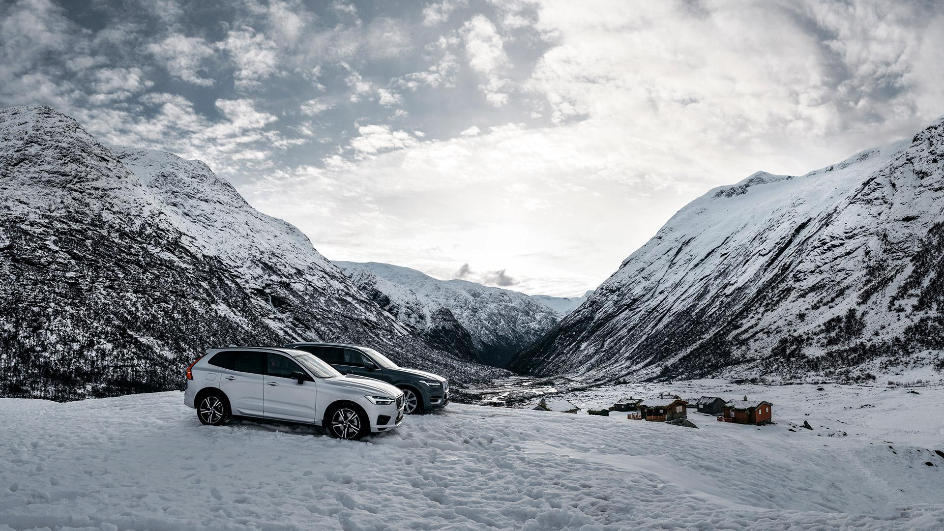 Volvo vinterkampanje